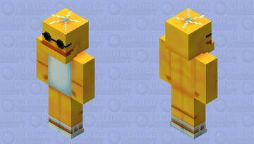 Doctor Shemp | Spyro Minecraft Skin