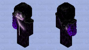 Reanimated Enderman Minecraft Skin