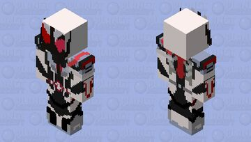 ark thouser amazing ark (fanmade) Minecraft Skin