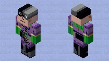 My Hero Academia - Slidin' Go Minecraft Skin