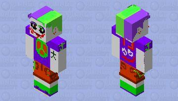 Me Joker Edition Minecraft Skin