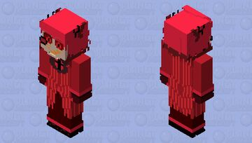Alastor the Radio Demon (v№2) Minecraft Skin