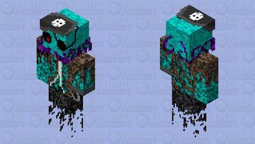 octopirate Minecraft Skin
