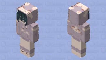 Getting Comfy, I See? ~ Minecraft Skin