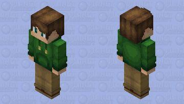 My Skin (HD Hoodie) Minecraft Skin