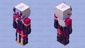 Demon 2(•ө•)♡ Minecraft Skin
