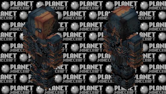 DEATHSTROKE Minecraft Skin