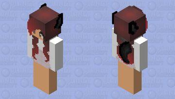 🍓Strawberry Kiss💋 Minecraft Skin