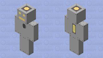 Ro-Corp Inc. Model 1.0 Minecraft Skin