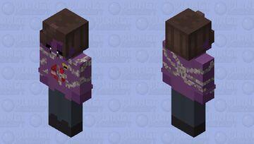 Rotten MIke Minecraft Skin