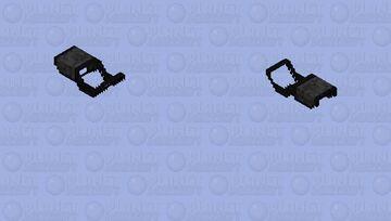 Stormtrooper Pauldron (Enlisted) Minecraft Skin