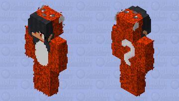 girl cta Minecraft Skin