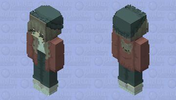 Morgan Minecraft Skin