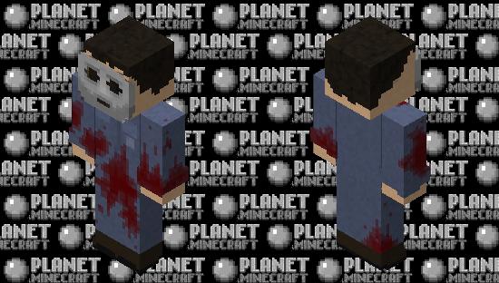 HD Driller -2021 Remaster- (PDM 2 & PDM HD) Minecraft Skin