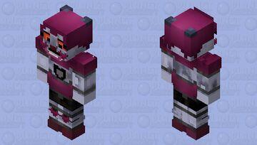 HD HeartSick Baby Minecraft Skin