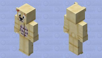 Mr Bear (Rainbow Is Magic)   R6S Minecraft Skin
