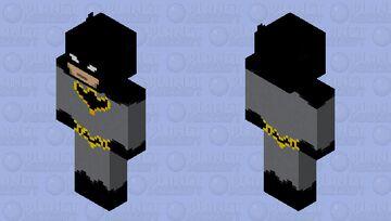 Rebirth Batman suit Minecraft Skin