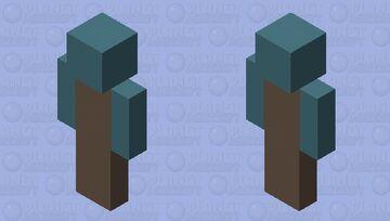 Tower Battles - Speedy Minecraft Skin