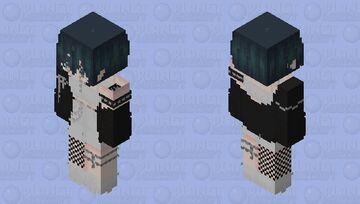 Metal Phase~ Minecraft Skin