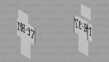 MH97 Minecraft Skin
