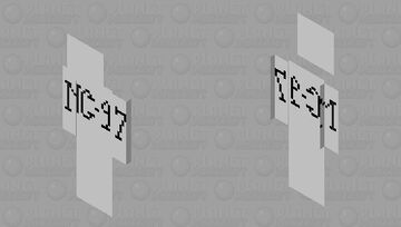 MC97 Minecraft Skin