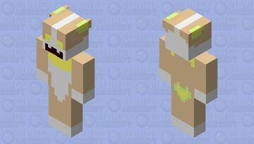 Hd bow wark Minecraft Skin