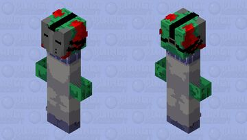 Tiky cookie clown (madness combat/Friday night Funkin') Minecraft Skin