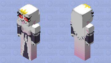 Stella the Bird Demon Minecraft Skin