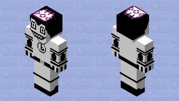 Cancer Lord Minecraft Skin