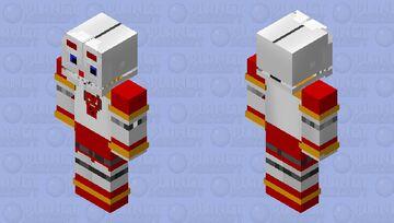 HD Fixed Ennard Concept Minecraft Skin