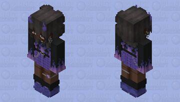 𝒴𝑜𝓊 𝒜𝓇𝑒 𝑀𝓎 𝐹𝒾𝓇𝑒 Minecraft Skin