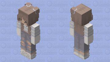Kennedy Minecraft Skin