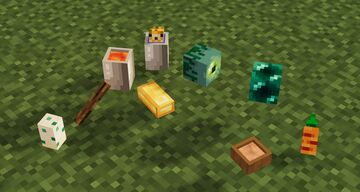 3Default Minecraft Texture Pack