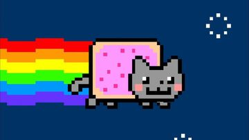nyan cat Minecraft Texture Pack
