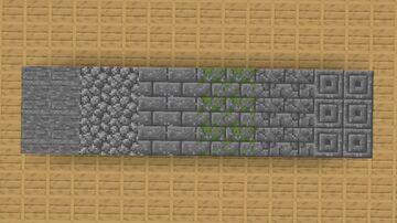 Vanilla Infested Stones Minecraft Texture Pack