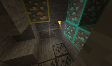 Outlined Ores 1.14.4 Minecraft Texture Pack