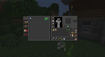 Matt's Dark UI Minecraft Texture Pack