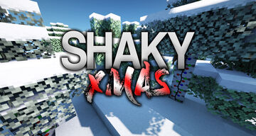 ShakyXmas v1.6 - Let it snow! [1.13 - 1.15] Minecraft Texture Pack