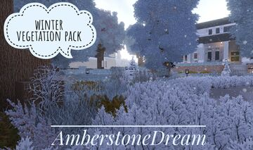 Amberstone - Realistic winter pack (512*512) Minecraft Texture Pack