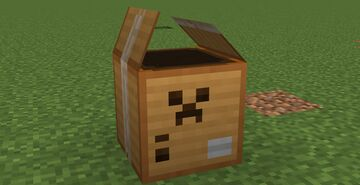 Barrel Boxes Minecraft Texture Pack