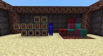 Netherite to Ultimate Gear Resource Pack Minecraft Texture Pack