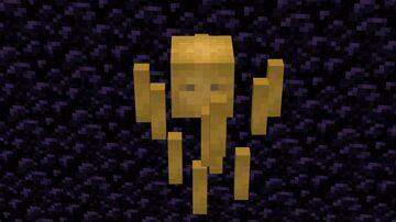 French Fry Potato Blaze Minecraft Texture Pack