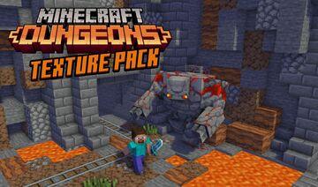 DungeonsPack - Minecraft Dungeons Texture Pack for Java Edition Minecraft Texture Pack