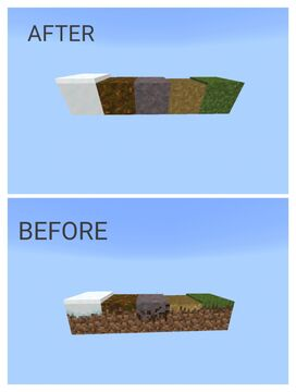 LAG FREE PACKS (Bedrock edition) Minecraft Texture Pack