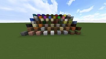 emxptys Bedwars pack Minecraft Texture Pack