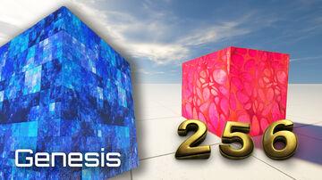 Genesis texture pack 256x256 (Minecraft 1.14) Minecraft Texture Pack