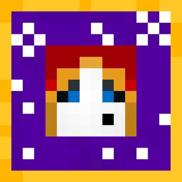 Chicken, but player head(Optifine) Minecraft Texture Pack