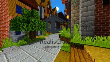 RealisCraft BE: Realistic Default Texture Minecraft Texture Pack