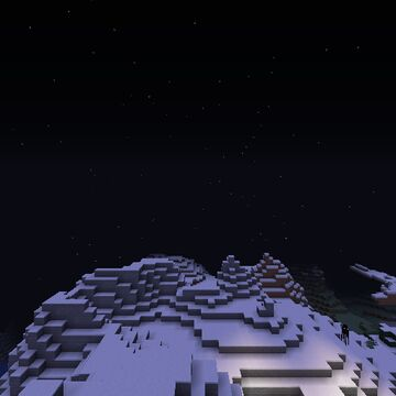 Mountains Panorama Minecraft Texture Pack