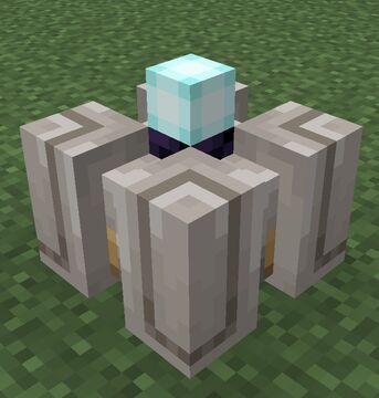 MC Dungeons Beacon Minecraft Texture Pack